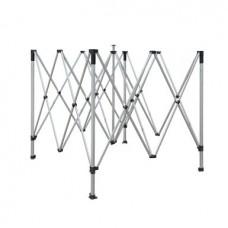 Estructura Para Carpa Gazebo 3H 1.50X1.50 Mts Aluminio Topracing