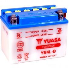 bateria cuatriciclo yuasa yb4-b-3 7027