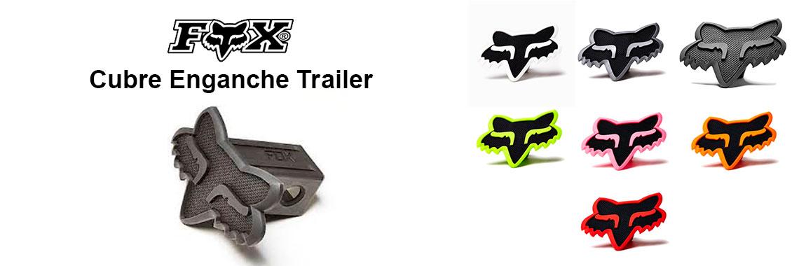 cubre gancho trailer fox