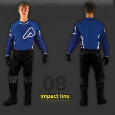 Jersey Impact 010 Azul Blancots Acerbis 10905040062