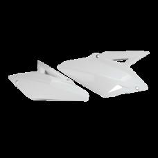 Cacha Lat Suzuki Rmz 450 Blanco Acerbis 11644030