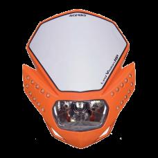Mascara Faro Led Vision Hp Naranja Acerbis 13429010