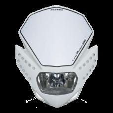 Mascara Faro Led Vision Hp Blanco Acerbis 13429030