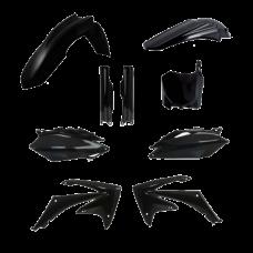 Full Kit Plastico Crf250450 2010 Negro Acerbis 13979090