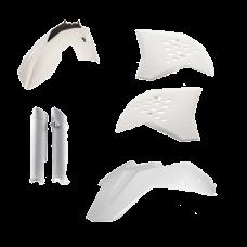 Full Kit Plastico Exc 200811 Blanco Acerbis 14219030