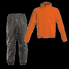 Conjunto Lluvia Logo Naranja Negro S Acerbis 16428209062