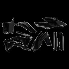 Full Kit Plastico Honda Crf 250450R Negro Acerbis 16900090