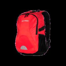 Mochila Profile Rojo Negro Acerbis 21572349