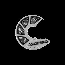 Cubre Disco X Brake Vented Blanco Negro Acerbis 21846030