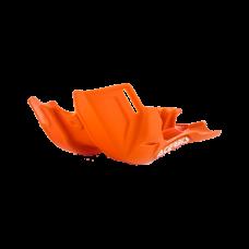 Cubre Carter Ktm Exc 125200 Sx 125150 16 18 Naranja Acerbis 22319011