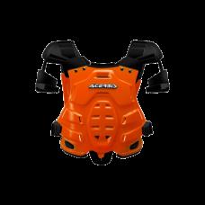 Pechera Robot Naranja Fluo Acerbis 22817014