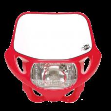 Faros Dhh Headlight Cedot Certified Rojo Acerbis 2694110990