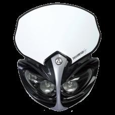 Faros Diamond Headlight Negro Acerbis 3001090
