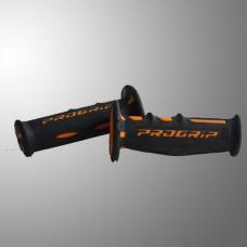 Grip Scooter 601 Gel Naranja Negro Progrip 601.Nar-Neg