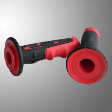 Grip Scooter 601 Gel Rojo Negro Progrip 601.Roj-Neg