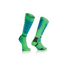 Medias Mx Pro Verde Fluotalle Unico Acerbis 6670130