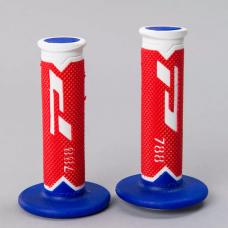 Grip Cross 788 Extra Slim Blanco Rojo Azul Progrip 788.Bla-Roj-Azu