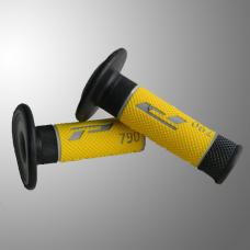 Grip Cross 790 Extra Slim Grisnegro Amarillo Progrip 790.Gri-Neg-Ama