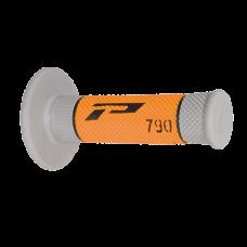 Grip Cross 790 Extra Slim Negro Gris Naranja Progrip 790.Neg-Gri-Nar