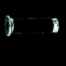 Grip Custom Cromados Neg 2225 860 Progrip 860Cr.Neg.22-25