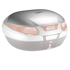 Cubierta Pintada E55 Plata Givi C55G730
