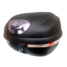Baul Moto Givi 33 Lt Con Base Incluida E33nt Original