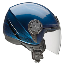 Casco 104 Solid Azul Metalizado M2 Givi H104Fslbl58
