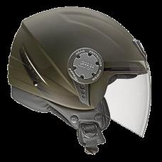 Casco 104 Solid Verde Militar L Givi H104Fslmg60