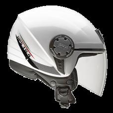 Casco 104 Solid Blanco L Givi H104Fslwh60