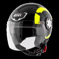 Casco 104 F Stark Negro Brillante L Givi H104Fstby60