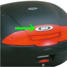 Logo Ovalado Del Reflector Givi Z451