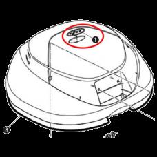 Logo Ovalado Givi P E350N Givi Z758