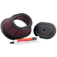 filtro de aire ya-2088 k&n yamaha yfa125 yfm250