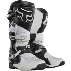 Botas Motocross Fox Head Comp 8 Boot Blancas Originales