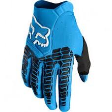 Guantes Motocross Fox Pawtector Glove Azul