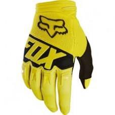 Guantes Motocross Fox Dirtpaw Race Glove Amarillo