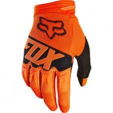 Guantes Motocross Fox Dirtpaw Race Glove Naranja
