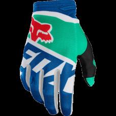 Guantes Motocross Fox Dirtpaw Sayak Glove Azul Xl Original