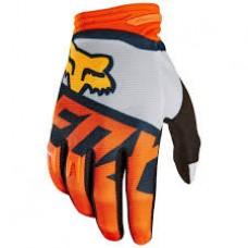Guantes Motocross Fox Dirtpaw Sayak Glove Naranja Xl Original