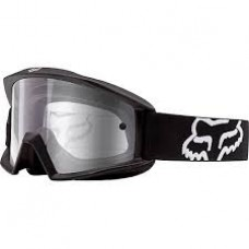 Antiparras Fox Main Motocross Negro Original
