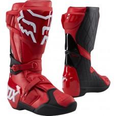 Botas Motocross Fox Head 180 Rojo Talle 9 Originales
