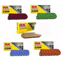 Cadena De Transmision Rk 520 Con Oring 120 Japon Top Racing