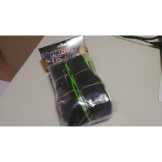 Zunchos Linga De Amarre Moto Pro Mx 2Mts X2 Negro Verde 630052Bga