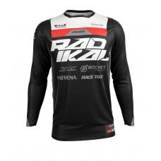 jersey motocross CONCEPT NEGRO radikal 30233