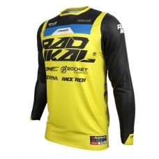 jersey motocross CONCEPT AMARILLO radikal 30235