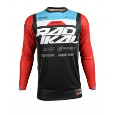 jersey motocross CONCEPT NEGROROJO radikal 30236