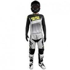 conjunto motocross fitline 800 gris radikal 3029