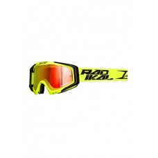 antiparras motocross eks-s rad flo amarillo negro radikal rad 1