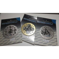 Coronas de Aluminio 7075 moto cuatriciclo saisoku COS-651