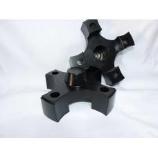 Separadores de de rueda Aluminio Traseros Y Delanteros cuatriciclos saisoku SAC-018